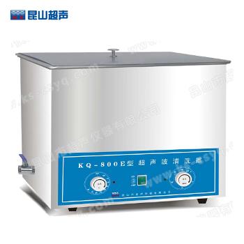 昆山舒美KQ-800E台式超声波清洗器