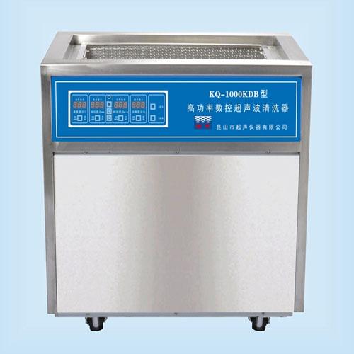 昆山舒美KQ-1000KDB高功率数控超声波清洗机