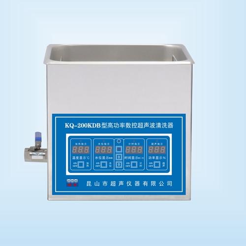 昆山舒美KQ-200KDB高功率超声波清洗机