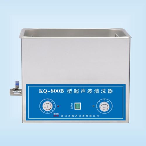 昆山舒美KQ-800B台式超声波清洗机