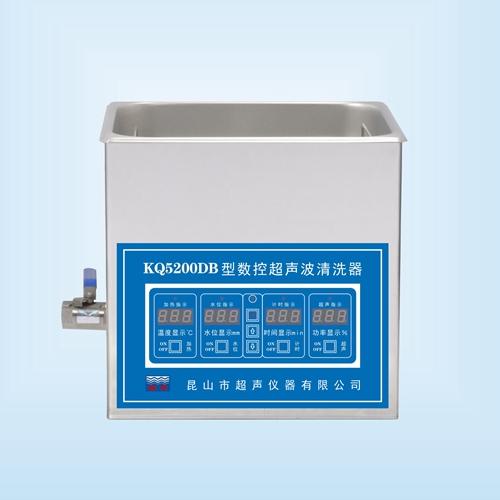 昆山舒美KQ5200DB超声波清洗机