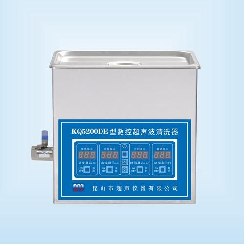 昆山舒美KQ5200DE超声波清洗机