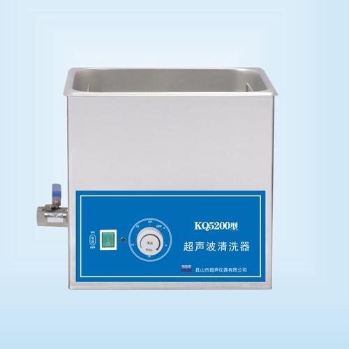 昆山舒美KQ5200超声波清洗器