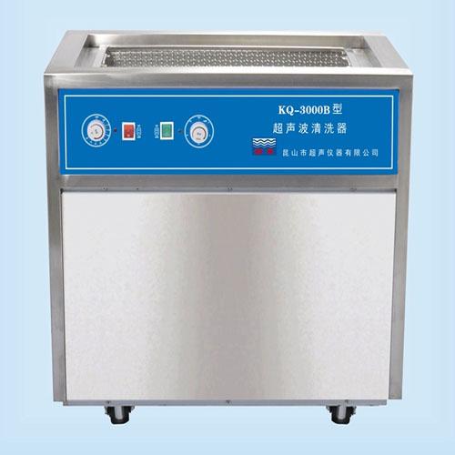 昆山舒美KQ-3000B落地式超声波清洗机