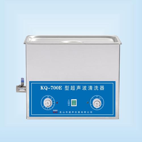 昆山舒美KQ-700E超声波清洗机